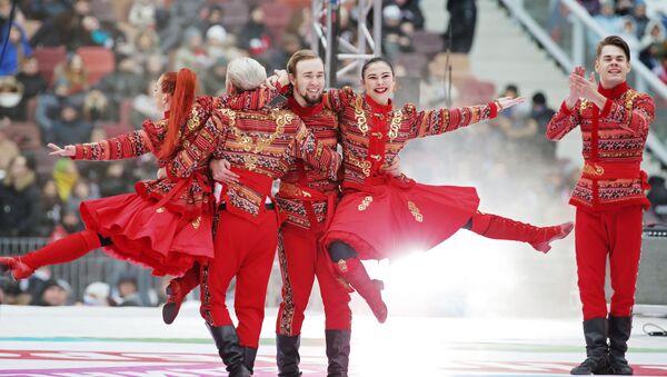 Цела Русија прославила дан кад је Москва ослобођена од лажних краљева - Sputnik Србија