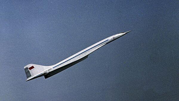 Putnički supersonični avion Tu-144 - Sputnik Srbija