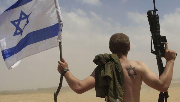 Izraelski vojnik - Sputnik Srbija