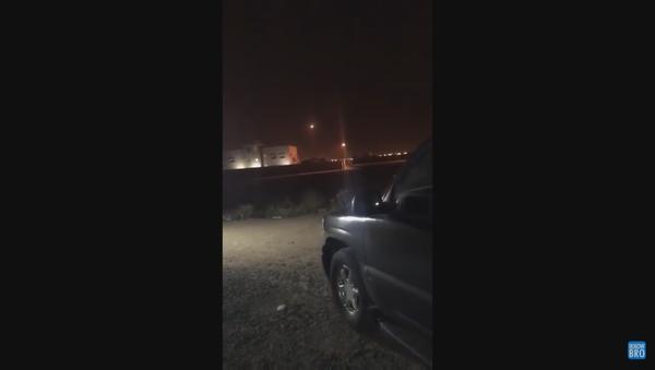 Granatiranje saudijskog aerodroma (video) - Sputnik Srbija