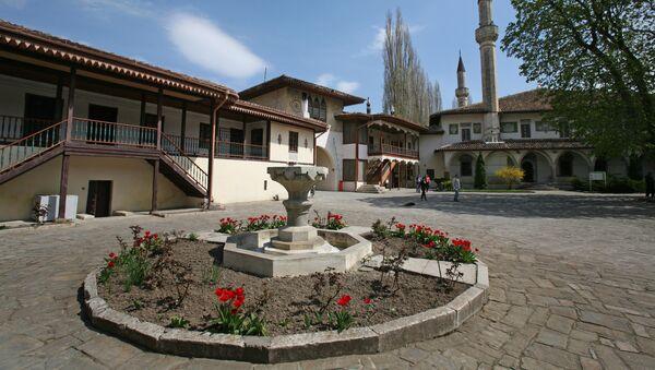 Hanski dvorac u Bahčisaraju - Sputnik Srbija