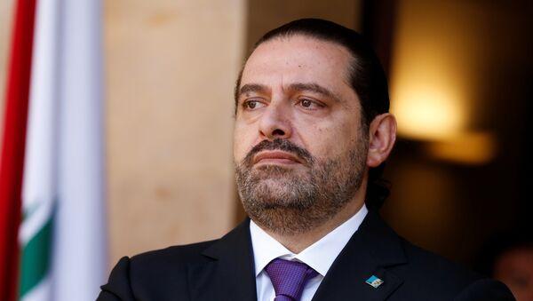 Saad Hariri - Sputnik Srbija