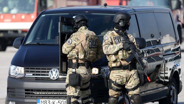Policija BiH - Sputnik Srbija