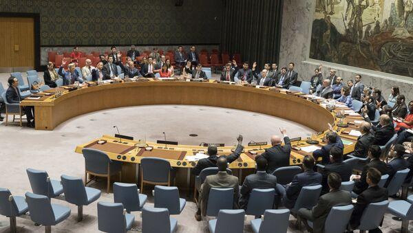 Savet bezbednosti UN glasa o rezoluciji o sankcijama Severnoj Koreji - Sputnik Srbija