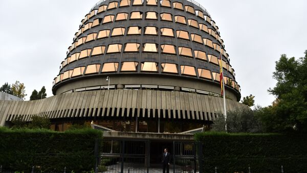 Ustavni sud Španije u Madridu - Sputnik Srbija