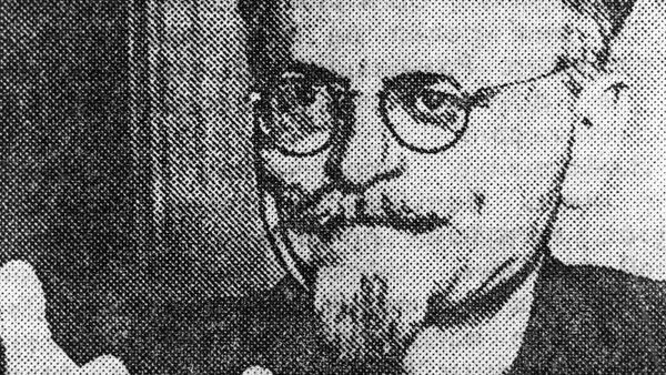 Lev Davidovič Trockiй - Sputnik Srbija
