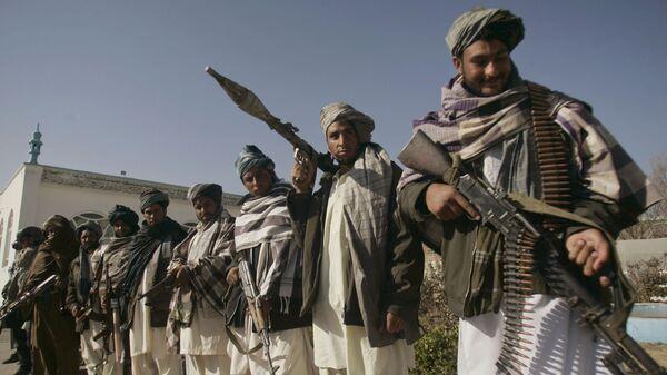 Bivši pripadnici pokreta Taliban u Avganistanu - Sputnik Srbija