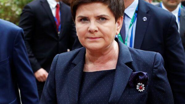 Premijerka Poljske Beata Šidlo. - Sputnik Srbija