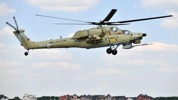 Руски хеликоптер Ми-28УБ - Sputnik Србија