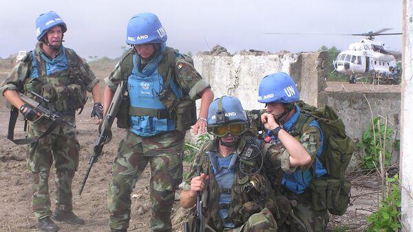 Mirovna misija UN - Sputnik Srbija