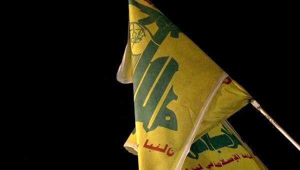 Застава Хезболаха у Бејруту - Sputnik Србија