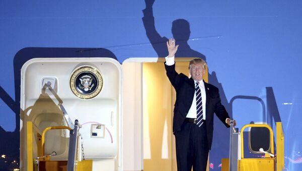 Председник САД Доналд Трамп долази у главни град Вијетнама, Ханој. - Sputnik Србија