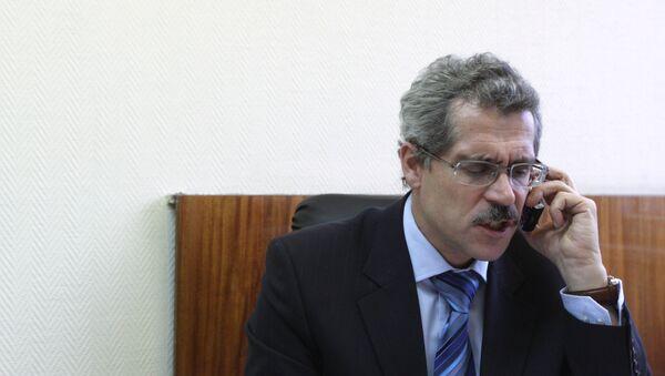 Бивши шеф московске антидопинг лабораторије Григориј Родченков - Sputnik Србија
