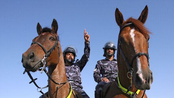 Коњичка полиција у Абу Дабију - Sputnik Србија