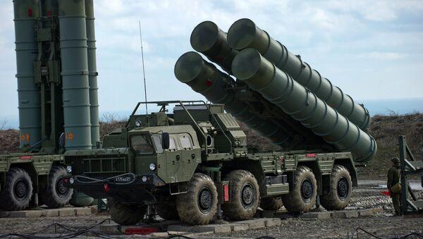 Protivvazdušni raketni sistem S-400 - Sputnik Srbija