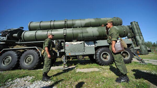 S-400 Triumf ohranяet vozdušnыe rubeži Moskvы i centralьnыh promыšlennыh raйonov RF - Sputnik Srbija