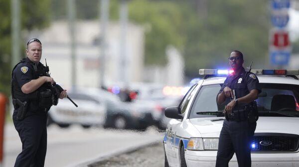 Америчка полиција - Sputnik Србија