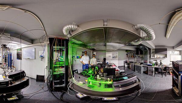 Институт за физику - Лабораторија за фотонику - Sputnik Србија