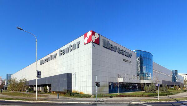 Merkator centar na Novom Beogradu - Sputnik Srbija