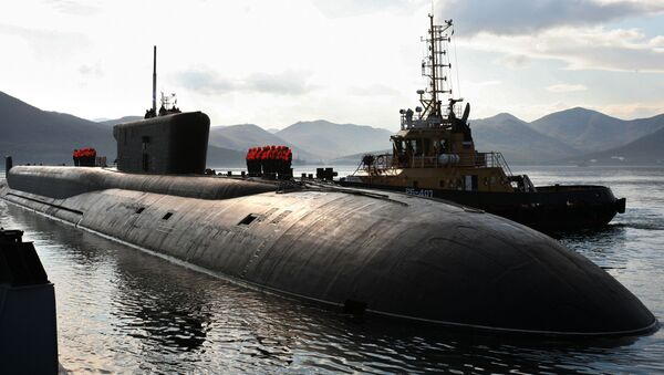Ракетна подморница стратешке намене класе Бореј - Sputnik Србија