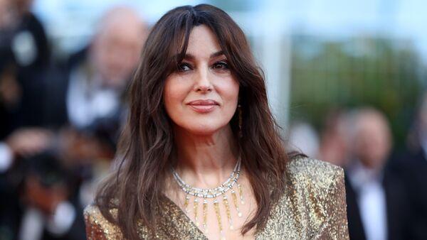 Италијанска глумица Моника Белучи на церемонији 70. годишњице Канског фестивала у Кану, Француска, 23. маја 2017. - Sputnik Србија