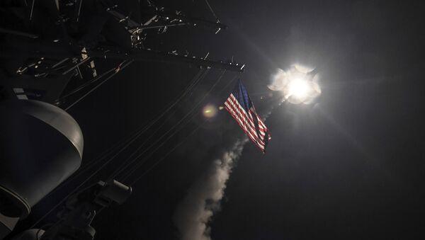 Ispaljena američka krstareća raketa - Sputnik Srbija