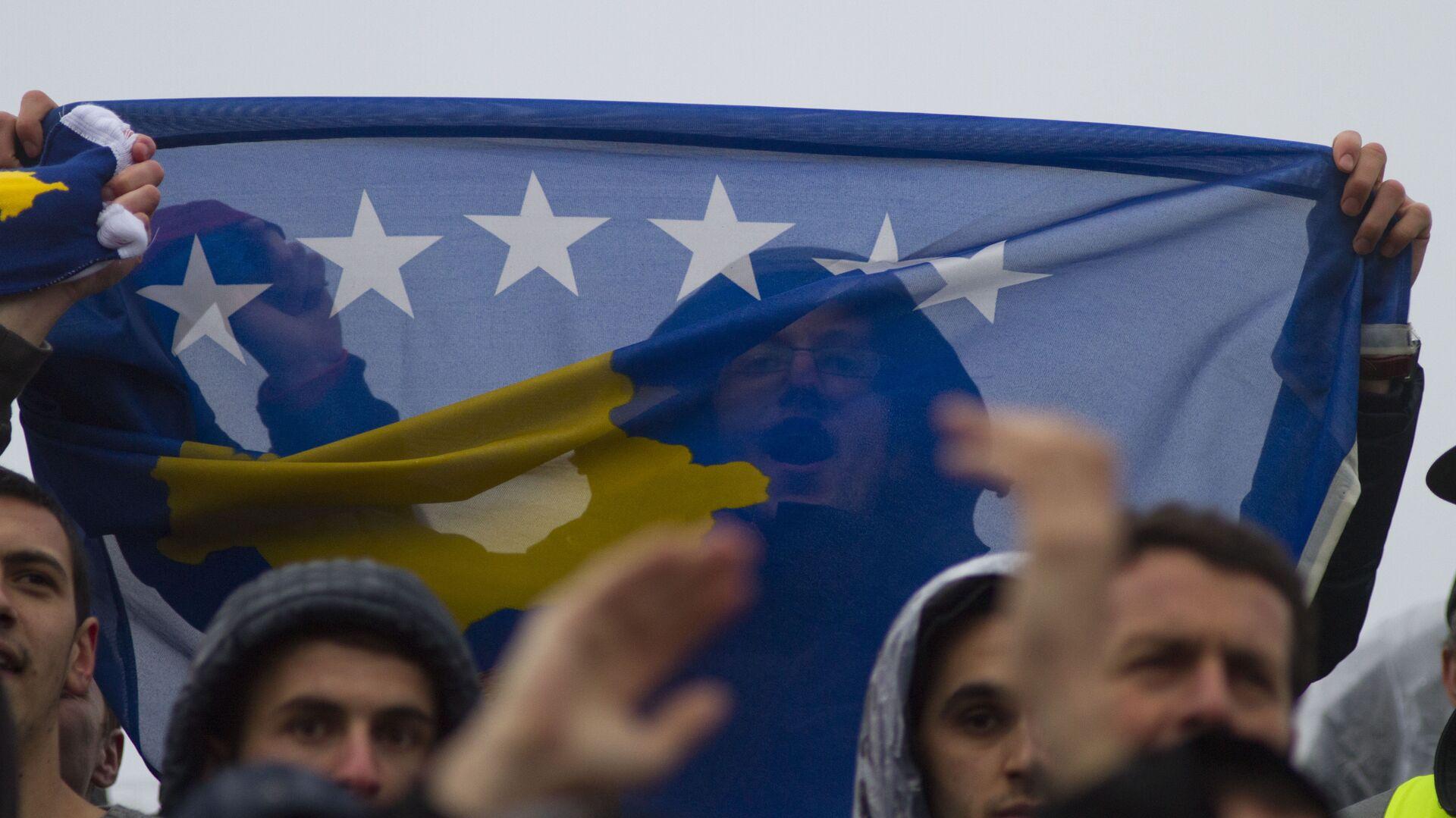 Navijači tzv. Kosova - Sputnik Srbija, 1920, 04.10.2021