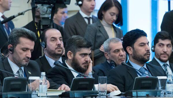 Sirijska opozicija - Sputnik Srbija
