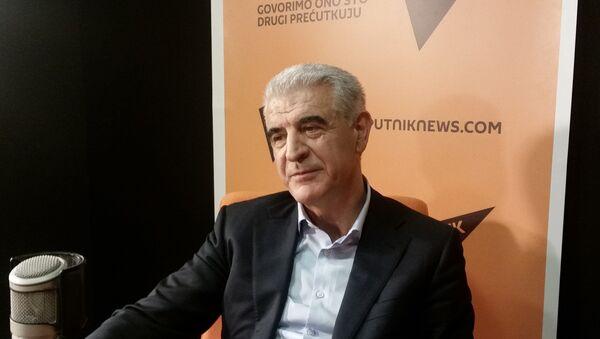 Advokat Borivoje Borović u Sputnjikovom studiju - Sputnik Srbija