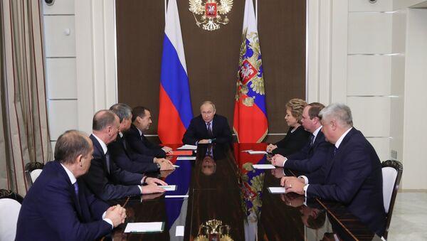 Савет безбедности Русије - Sputnik Србија