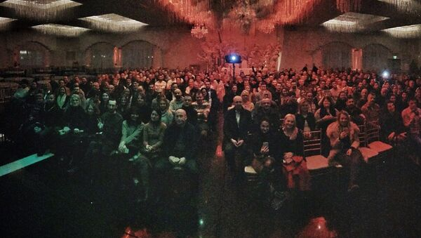"""Promocija filma """"Kosovo: Momenat u civilizaciji"""" Borisa Malagurskog u Švedskoj - Sputnik Srbija"""