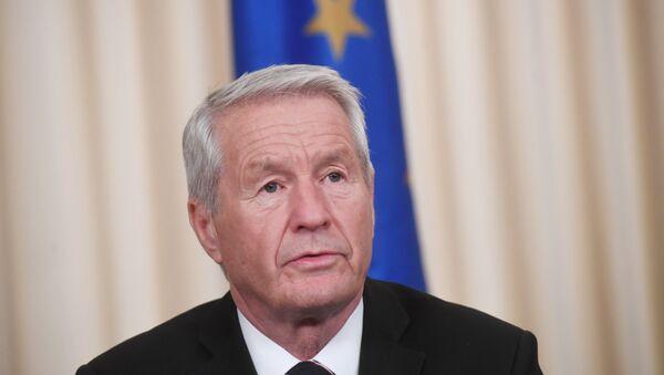 Генерални секретар Савета Европе Торбјорн Јагланд - Sputnik Србија