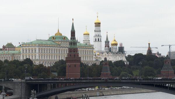 Pogled na moskovski Kremlj - Sputnik Srbija