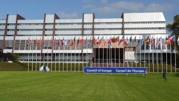 Zgrada Saveta Evrope u Strazburu - Sputnik Srbija