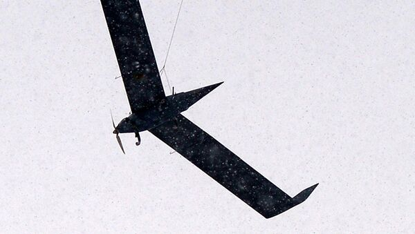 Руска беспилотна летелица - Sputnik Србија