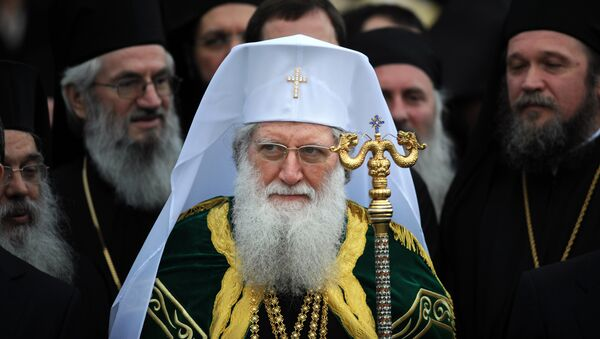 Бугарски патријарх Неофит - Sputnik Србија