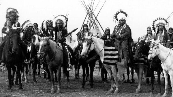 Indijanci - Sputnik Srbija