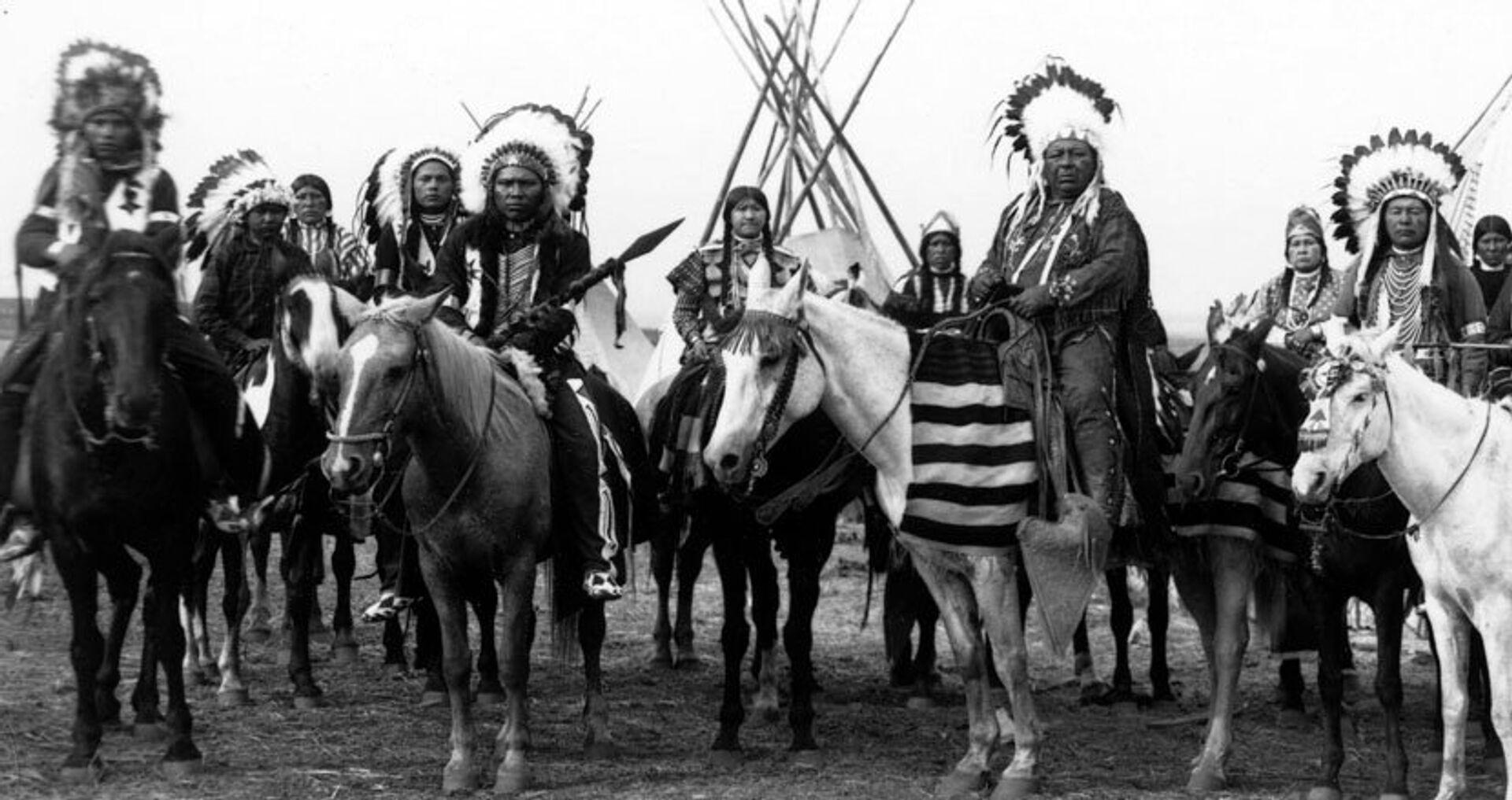 Индијанци - Sputnik Србија, 1920, 19.06.2020