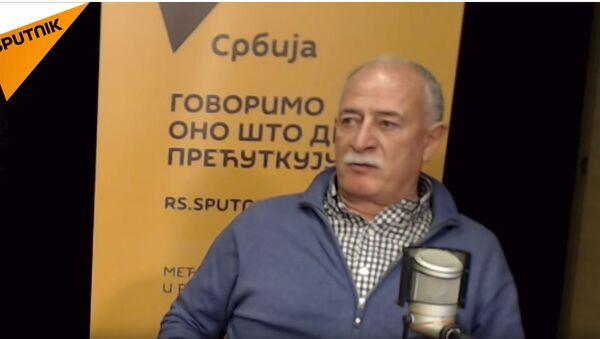 Veselin Šljivančanin - Sputnik Srbija
