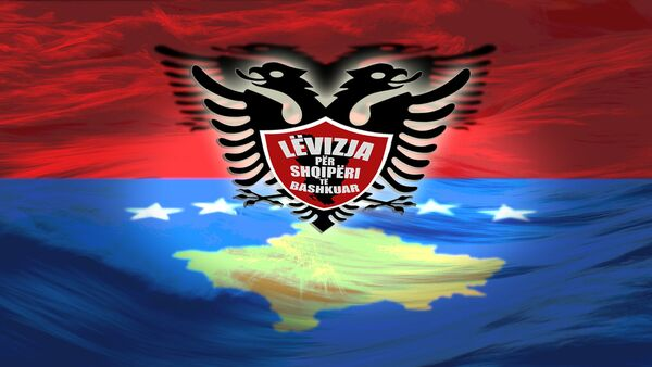 Velika Albanija - Sputnik Srbija