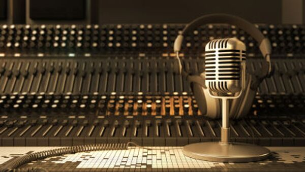 Mikrofon i mikseta - Sputnik Srbija