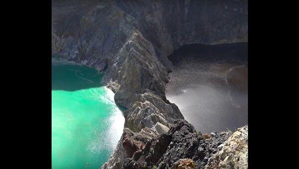 Jezero koje menja boju - Sputnik Srbija