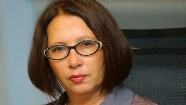 Руска књижевница Олга Славникова - Sputnik Србија