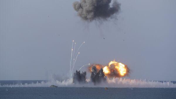 Руске војне вежбе у Црном мору - Sputnik Србија