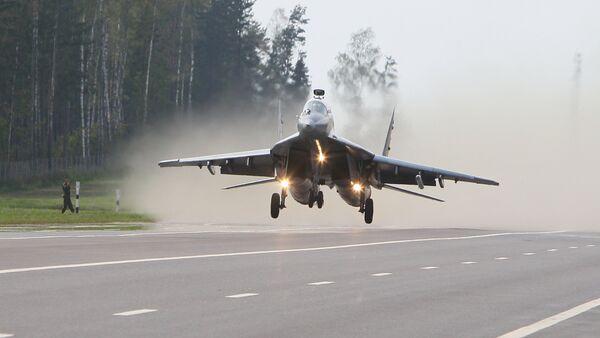 МиГ-29, белоруска варијанта - Sputnik Србија