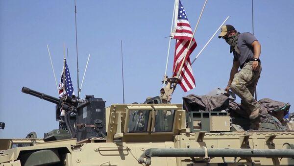 Američka vojska u Siriji - Sputnik Srbija