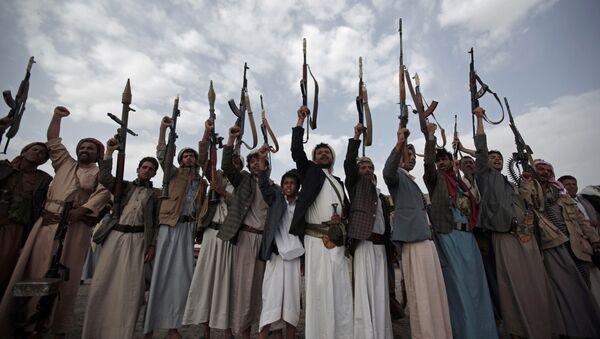 Побуњеници у Јемену - Sputnik Србија