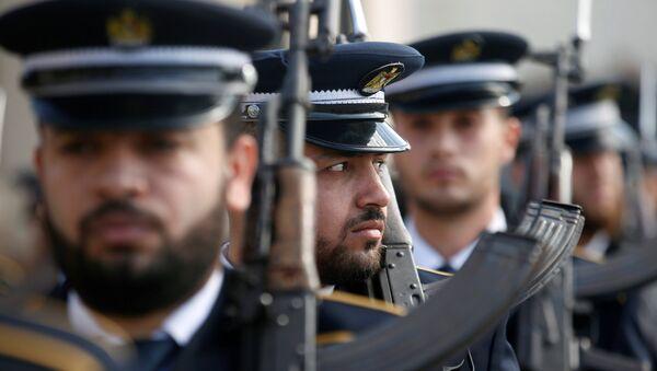 Vojska palestinskog Hamasa u Gazi - Sputnik Srbija