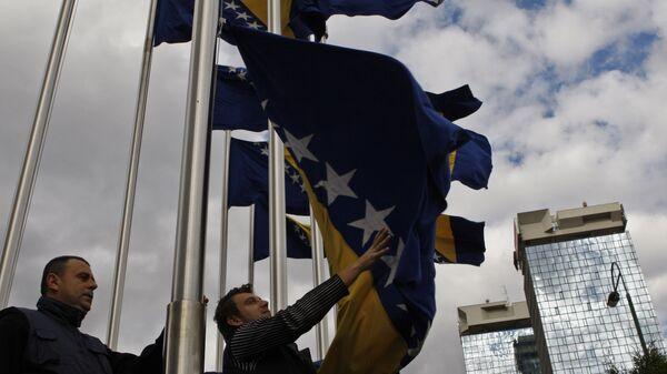 Bosanke zastave - Sputnik Srbija