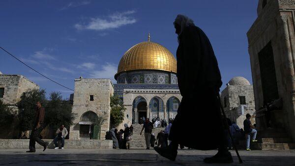 Džamija Al Aksa u Jerusalimu - Sputnik Srbija